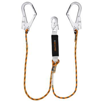 斯泰龙泰克SKYLOTEC 双头大钩缓冲绳,L-0117-1.5,1.5米