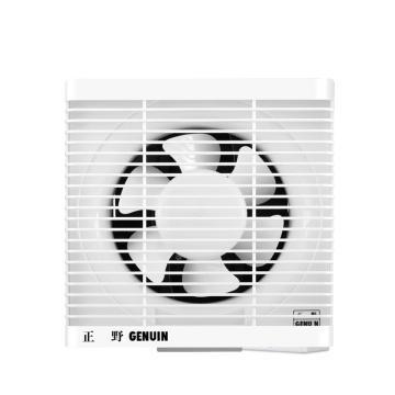 正野 豪华型双向连动百叶窗换气扇,ASB15B,24W