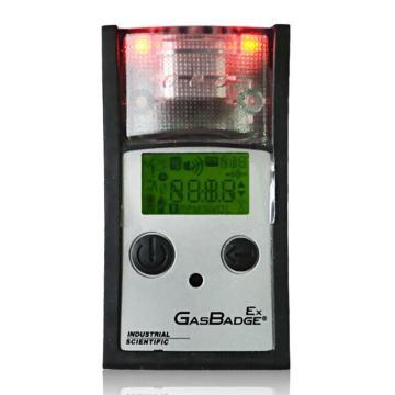 英思科 可燃气体检测仪,便携式可燃气体检测仪,0~100%LEL,GasBadge EX