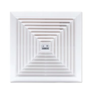 正野 天花板管道塑料换气扇,BPT15-24C,44W