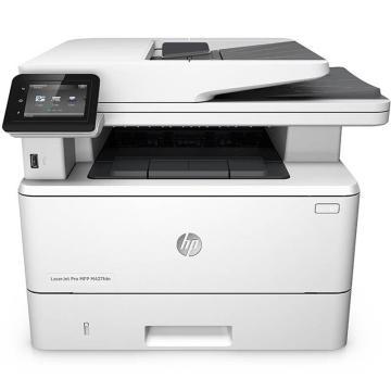惠普(HP) LaserJet Pro MFP M427fdn 激光多功能一体机 (打印 复印 扫描 传真)