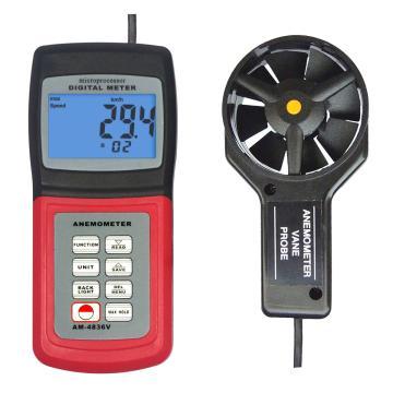 多功能风速表,(风速风量 风级 温度)AM4836V