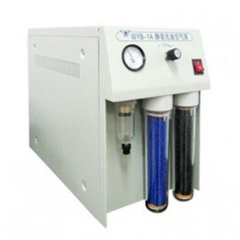 静音无油空气泵,输出流量:0-1000ml/min,储气罐容量:12L,WYB-1A