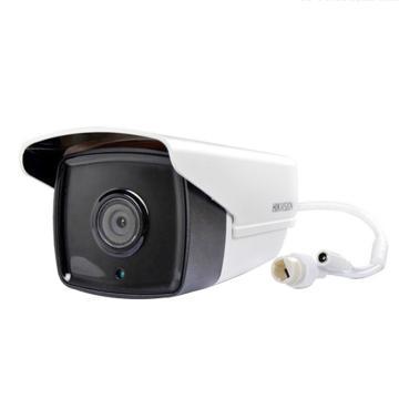 海康威视 300万像素筒形红外高清网络监控摄像头 红外100米  DS-2CD3T35D-I8(4mm)