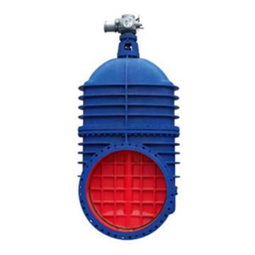 远大阀门 电动铸铁暗杆闸阀 Z945T-10,DN350,下单请提供电压
