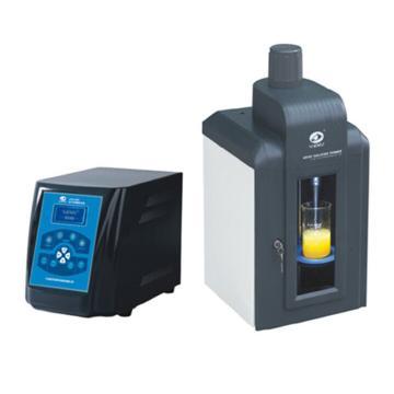 超声波细胞粉碎机,超声波频率:19.5-20.5KHz,破碎容量:50-1000ml,占空比:0.1-99.9%