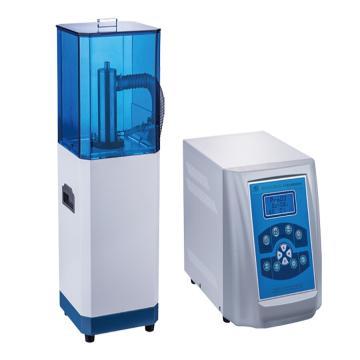 杯式超声波细胞粉碎机,超声波频率:19.5-20.5KHz,破碎容量:(0.1-2ml)x4