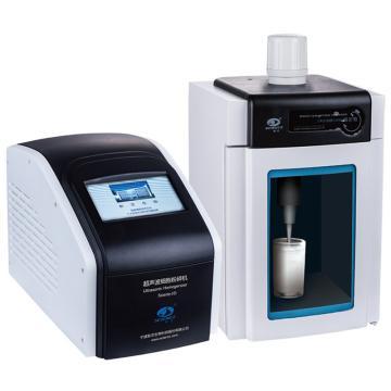 新芝 超声波细胞粉碎机,超声波功率:950W、随即变幅杆:Φ6、破碎量:0.5-600ml,Scientz-IID