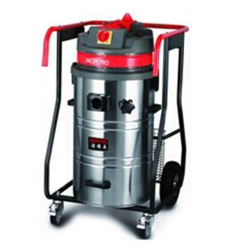 洁德美80L三马达干湿两用吸尘器,GV-3678VIP 4200w