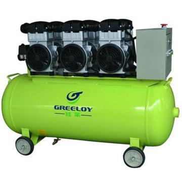 大排量静音空压机,排气量:840L/min,硅莱