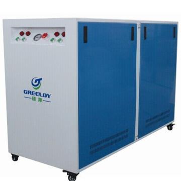 大排量静音空压机,排气量:1120L/min,加消音箱