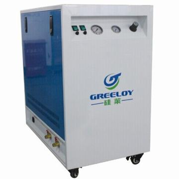 静音无油空压机,排气量:310L/min