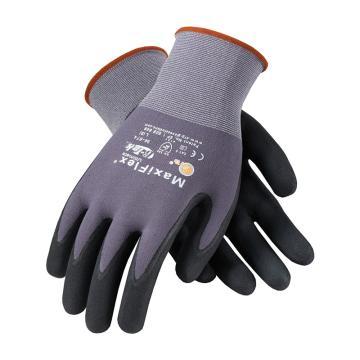 PIP尼龙丁腈微发泡手套,尺码:XL