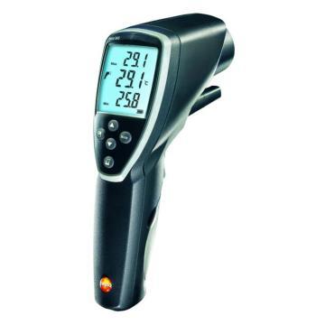德图/Testo testo 845专业型红外测温仪,带十字激光瞄准器 远近焦可调