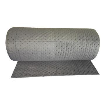 通用卷状吸液棉80cm×30m×3mm/卷,1卷/箱,有分割虚线   灰色