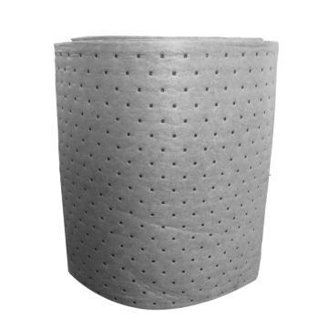 通用卷状吸液棉40cm×50m×4mm/卷,1卷/箱,有分割虚线   灰色