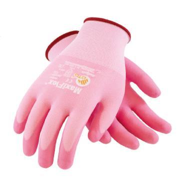PIP尼龙丁腈微发泡护肤手套,12副/袋,尺码:M