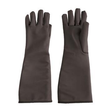 PIP硅布极端温度手套,长度48cm,L