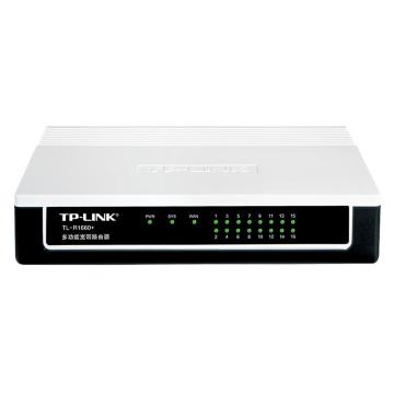 普联(TP-LINK) 路由器,TL-R1660+ 16口多功能宽带有线路由器 单位:个