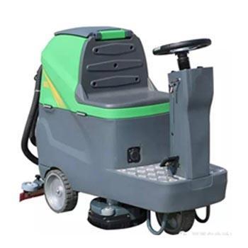 洁德美电动驾驶式洗地机(双刷),MXRX-6