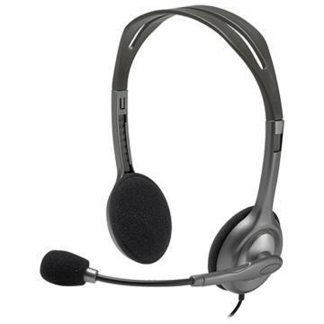 罗技 USB耳麦, H111 单位:只