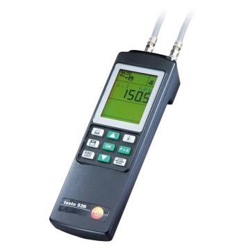德图/Testo 工业级差压仪,0~2000hPa,testo 526-1,订货号:0560 5280