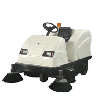 洁德美电动驾驶式扫地机,JHS-1760