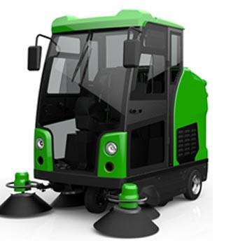 洁德美电动扫地车,MXRS-S19A