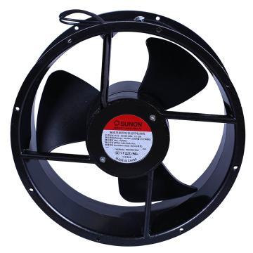建准 圆形交流散热风扇 A2259-MBL TC.GN