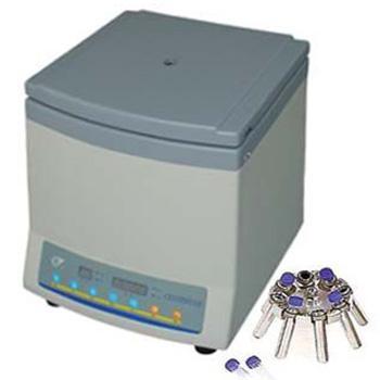 安亭 低速台式离心机(变频),5000转/分,最大离心力3800*g,主机,TDL-50B