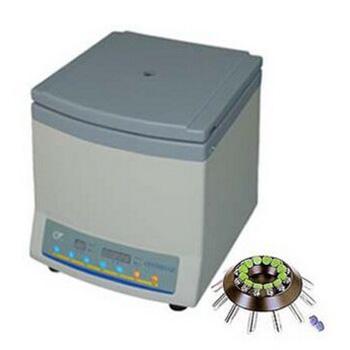 安亭 低速台式离心机(变频),6000转/分,最大离心力5200*g,主机,TDL-60B
