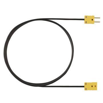 德图/Testo 延长电缆, 用于K型热电偶 长5米,订货号:0554 0592