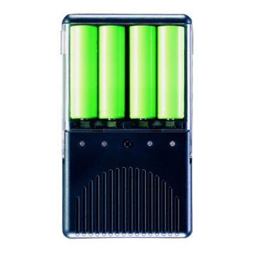德图/Testo 充电器,包括4块Ni-MH充电电池 带有内置式电源适配器,订货号:0554 0610