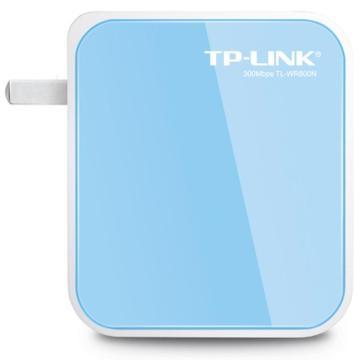 普联(TP-LINK) 路由器,TL-WR800N 300M迷你型无线路由器 单位:个