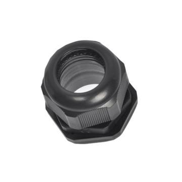 长虹塑料 尼龙电缆固定头(公制,黑色),M32*1.5,50只/包