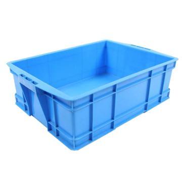 580系列箱,蓝色,内尺寸:580*390*180,外尺寸:610*420*190