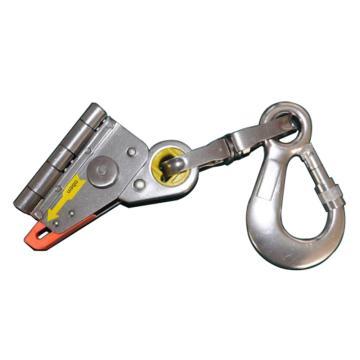 防坠落制动器(止跌扣)/8mm钢丝绳