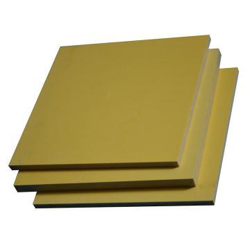 3240特级环氧板,1020*2020*2mm,黄色