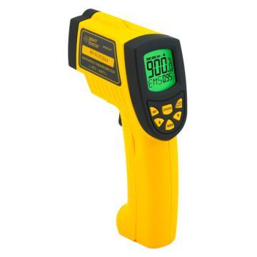 希玛/SMART SENSOR 工业型红外测温仪AR862A+,-50℃~900℃,12:1,发射率可调