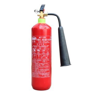 龙威 手提式二氧化碳灭火器,2kg,MT/2