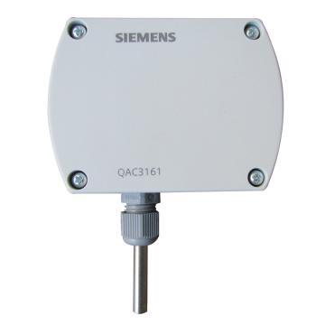 西门子 温度传感器,QAC3161