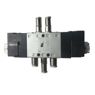 Festo两位五通单电控电磁阀,CPE14-M1CH-5LS-1/8,550238