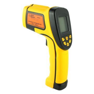 希玛/SMART SENSOR 红外线测温仪AS862A,-50℃~900℃,12:1,发射率可调
