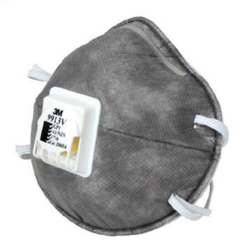 3M活性炭口罩,9913V