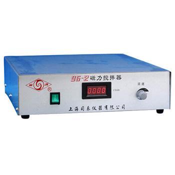 大功率磁力搅拌器,96-2,搅拌转速:50~1500r/min,转速数显