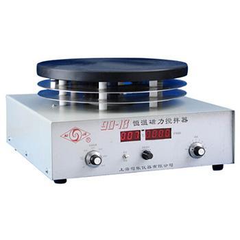 大功率磁力搅拌器,90-1B,室温-250℃,搅拌转速:50~1800r/min