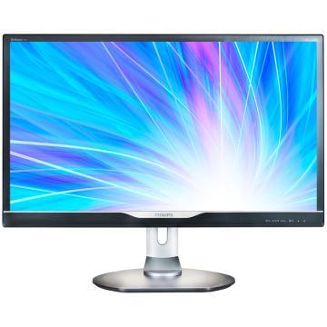 飞利浦(PHILIPS)28英寸4K/UHD 1ms快速响应 旋转升降底座 电脑液晶显示器288P6LJEB