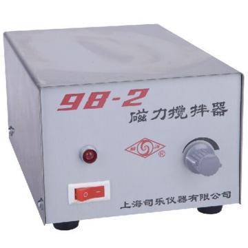 强磁力搅拌器,98-2,最大搅拌量:10000ml