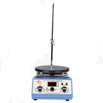 数显磁力搅拌器,搅拌量:20-10000ml,温度:室温-250℃,S10-2