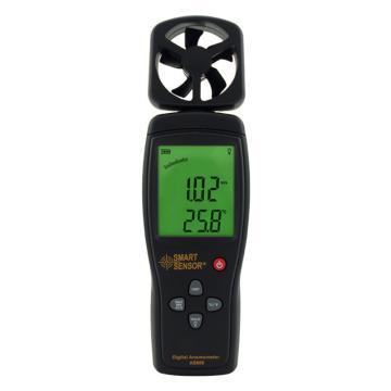 希玛/SMART SENSOR 风速计AS806,0.3~45m/s,0~45℃